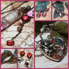 Valentines Day Jewelry Collection
