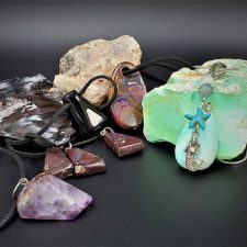 Natural Stone & Opal Jewelry